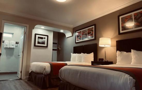2 Double Bedroom